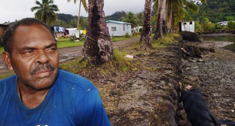 Nananu Village Seawall Reconstruction Confirmed