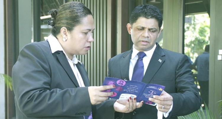 Fiji Needs Specialist Lawyers: A-G