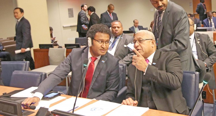 Fiji Backs Elimination Of  Laundering Havens: PM
