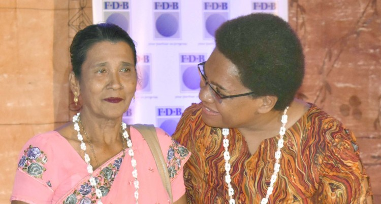 Fiji Development Bank: Grandmother's Hard Work And Struggles Pay Off