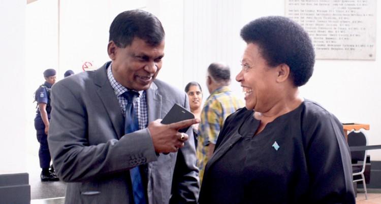 Kumar Shares Fijian Dream