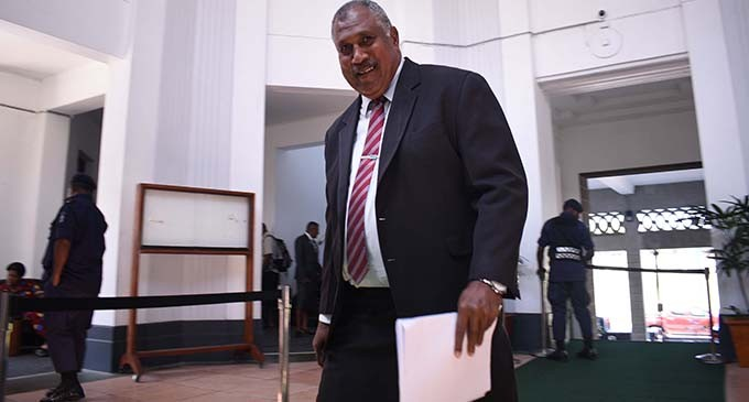 A-G raises Point Of Order On Bulitavu 'Misleading Parliament'