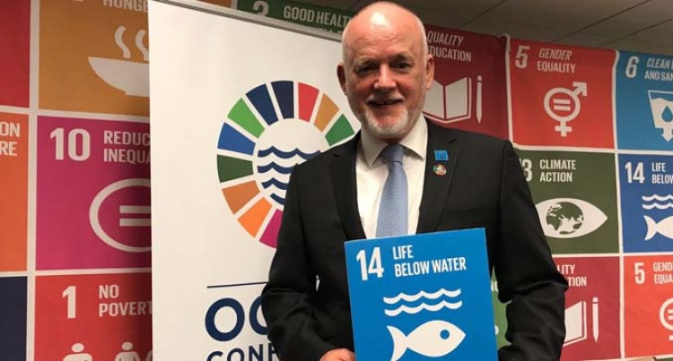 UN Head Appoints Thomson As Special Envoy For The Ocean