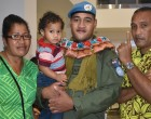Peacekeepers Return After 12 Months in the Golan Heights
