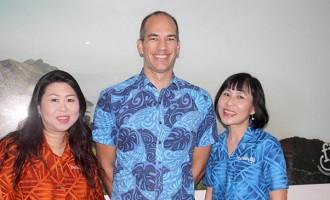 Tourism Fiji's Singapore Representative In Fiji
