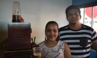 Sugarcane Juice Specialty at New Labasa Juice Bar