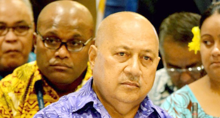 Rally Behind COP23  Fijian Presidency:  Samoa's PM