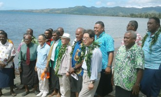 Koreans Host Pacific Islands Seminar In Suva