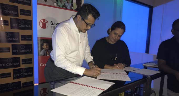 Save the Children Fiji launches appeal