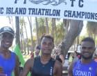 Triathlon for me:  Petero Manoa