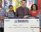Lucky Mum Wins $30,000