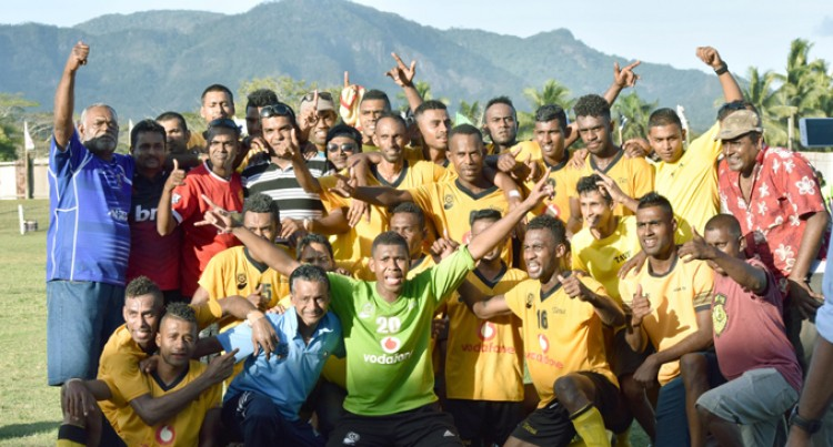 Tavua Not An Easy Team To Beat