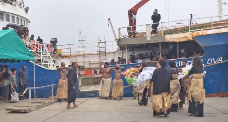 Late Tui Mavana takes final journey home
