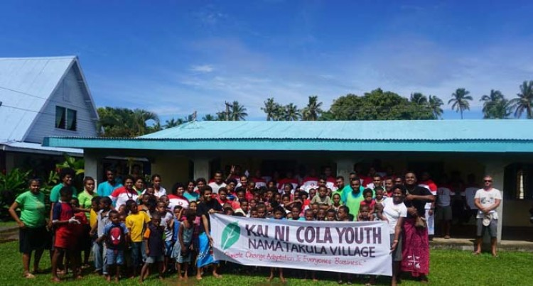 UniFiji Students Join Village Youths For Declaration