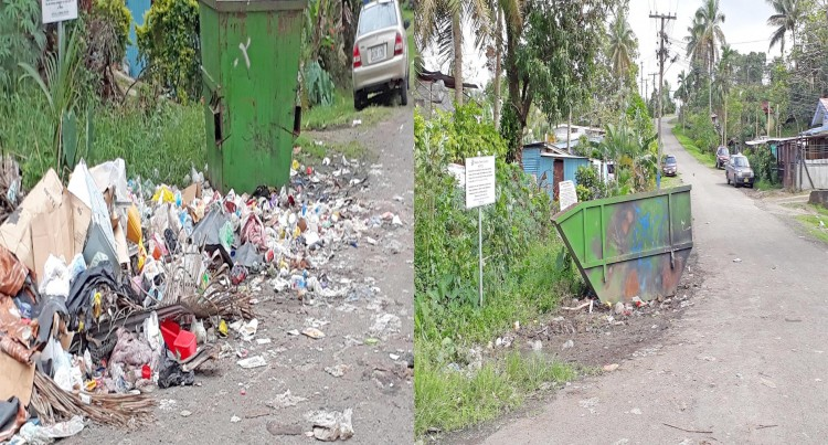 Anti-Litter Residents Happy With Empty Bins, Cleared Rubbish