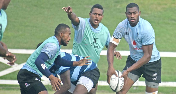 Fiji 7s in tough pool