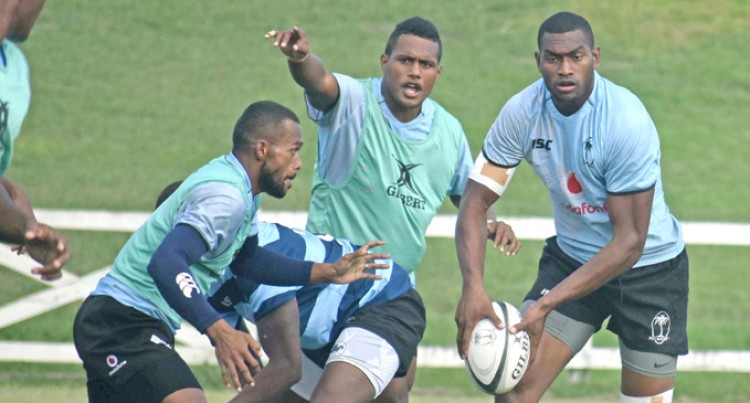 Fiji 7s in tough pool