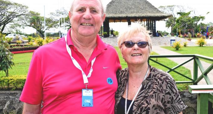 Kiwi Couple Marks Fifth Trip To Suva