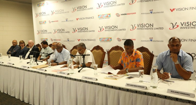 26% Revenue Increase In Vision Investments Limited