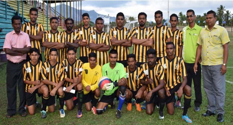 Sanatan Football Ready To Roll