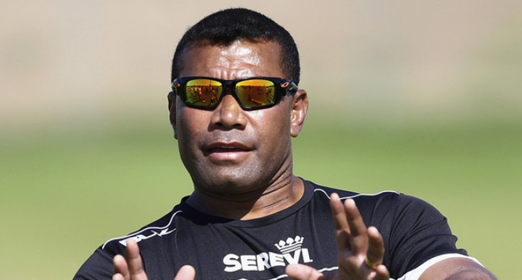 Serevi Leads Legends
