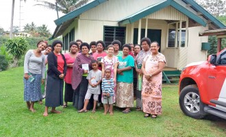 WORKSHOP:Westpac's Financial Literacy Programme Upgrade Korovou Women