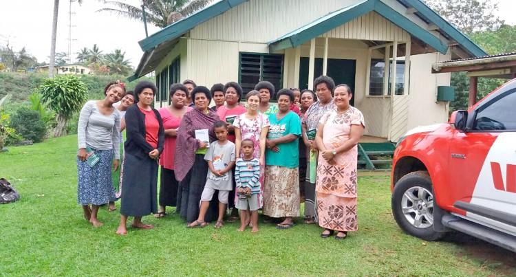 WORKSHOP:Westpac's Financial Literacy Programme Upgrade Korovou Women