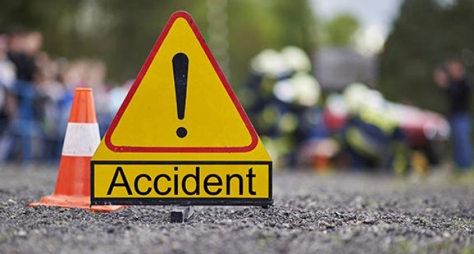 ROAD TERROR : Accident Lands Mother With Multiple Fractures