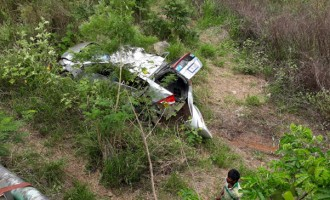 Drivers Badly Hurt In Separate Accidents