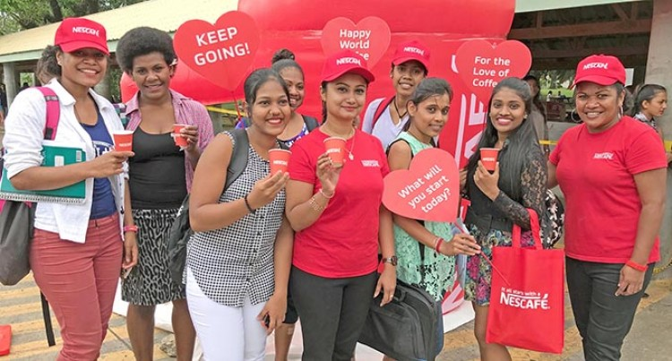 Nescafe Joins World Coffee Day Celebrations