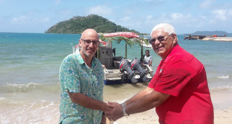 New Medical Vessel to Boost Northern Lau Group Services