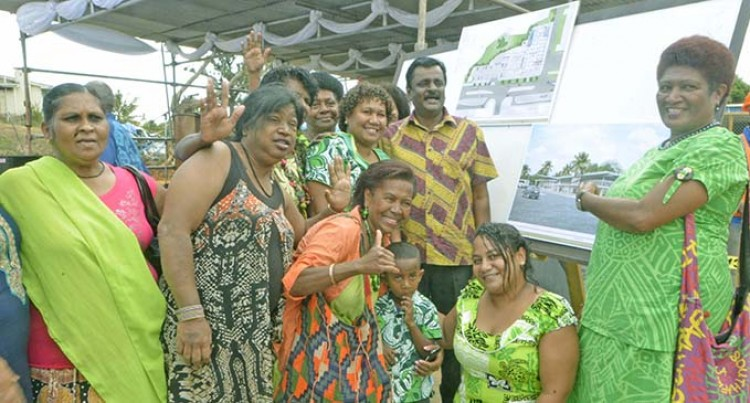 Development : $4.79M Market To Bring Relief To Nadi Vendors