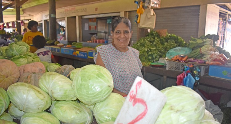 Manjila, a Market Vendor For 33 Years