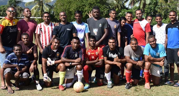 Labasa Police On A Mission