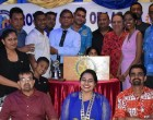 President Shaileen, Leads The Rotary Way