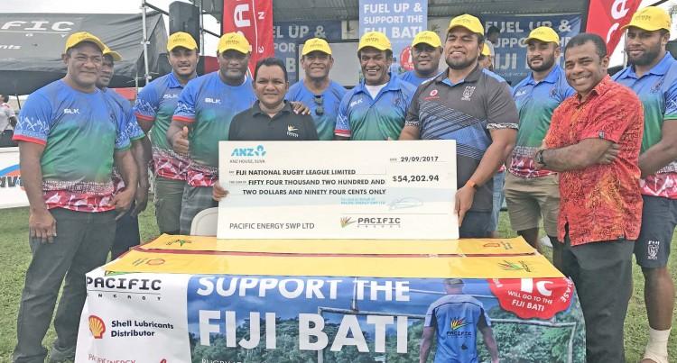 $54K Boost For Fijian Bati