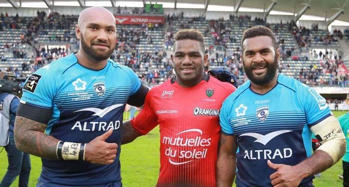 Nadolo: Playing Tuisova Is Never Easy