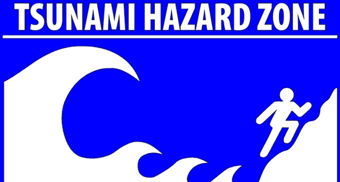 National Tsunami Drill Expected For October