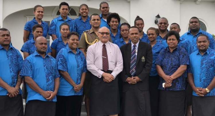 President: Do Fiji Proud