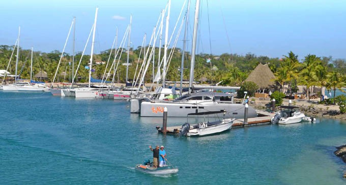 Legendary Fiji Regatta Around The Corner