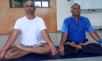 Yoga Saved My Life : Shekar