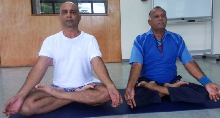 Yoga Saved My Life : Shekar