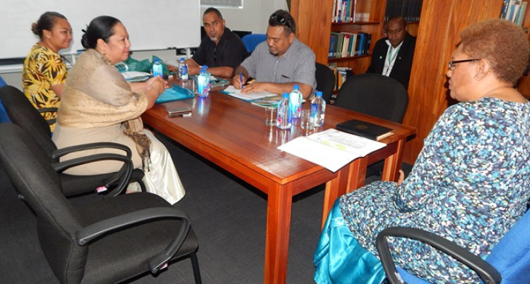 South-South Learning To Boost Secretariat Functions of Tongan and Fijian Parliaments