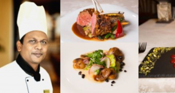 Culinary Celebration Of Spring With New Menu