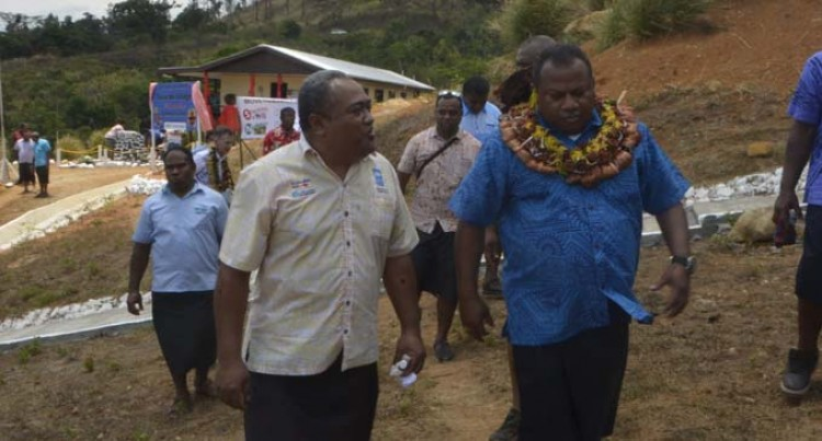Seruiratu assures Tukuraki villagers during talanoa session