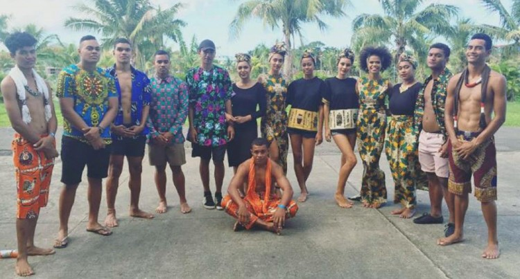 African Fashion Making Inroads in Fiji