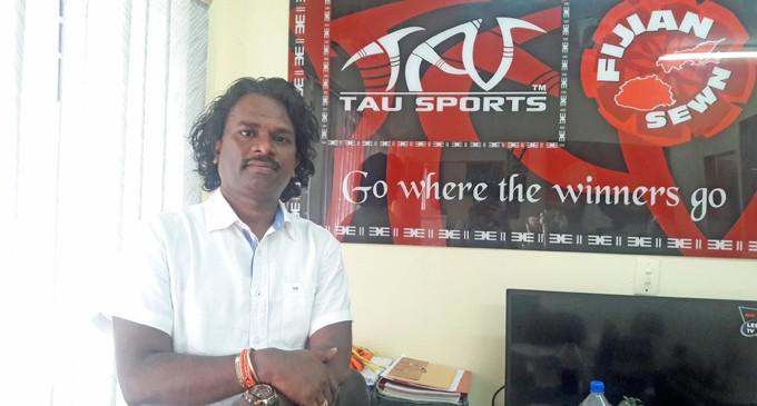 Gnanarajah Shines in Sports Garments