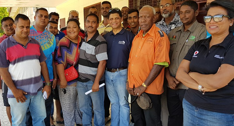 A-G Gives Hope To Drivers, Bus Operators In The Rural Interior