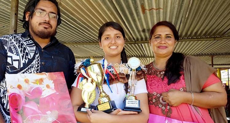 GRADUATION: Hard Work Pays Off For  Suva Sangam Dux Manisha