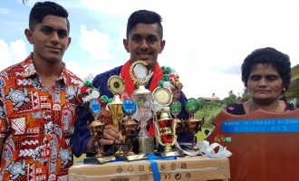 Prasad Scoops Dux at Nasinu Secondary